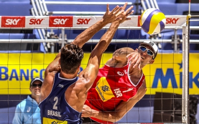 More Than Sports: Beachvolleyball wächst in Israel