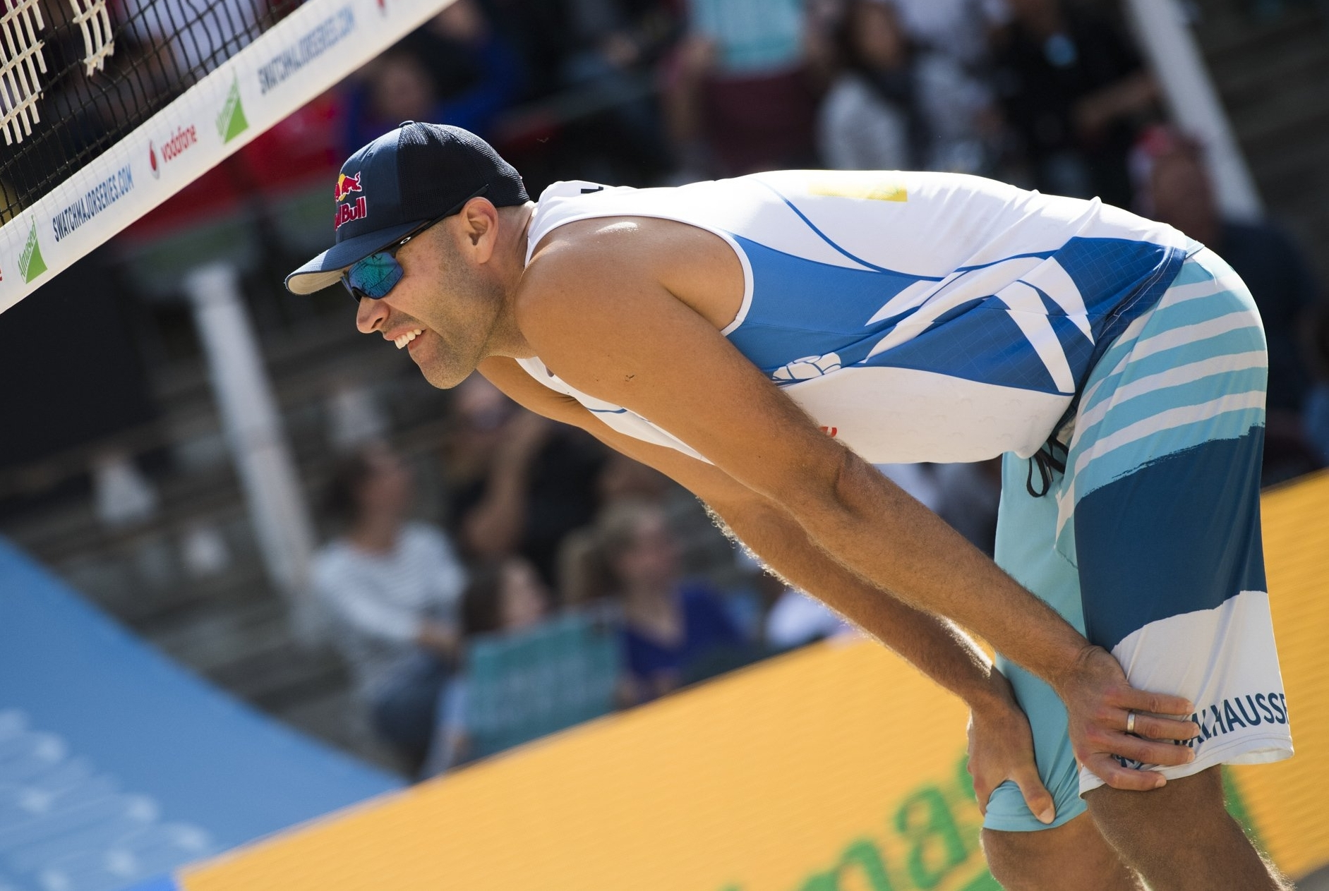 Dalhausser was on fire at the net throughout the final