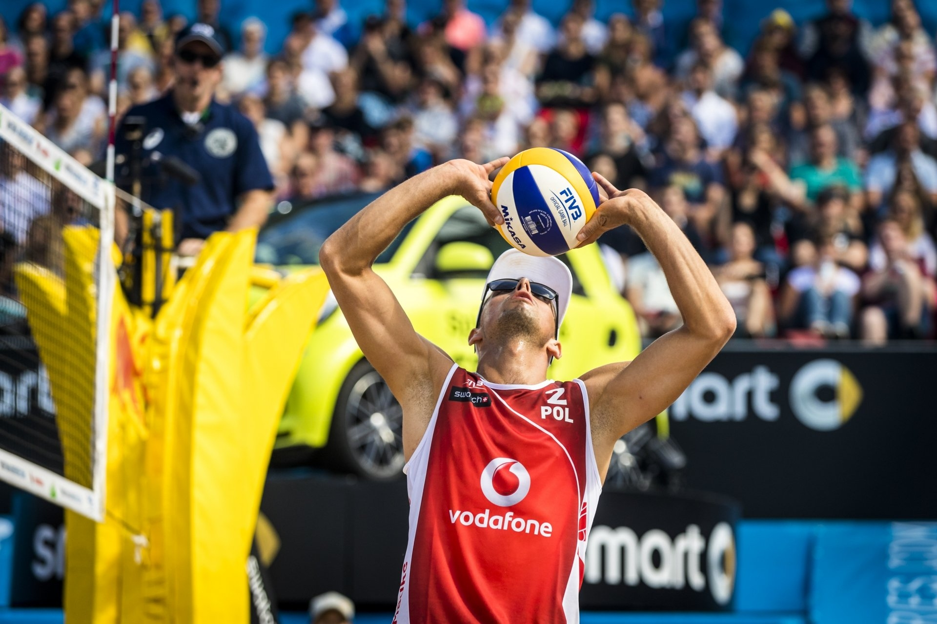Losiak is one of the most talented setters competing in the Beach Major Series